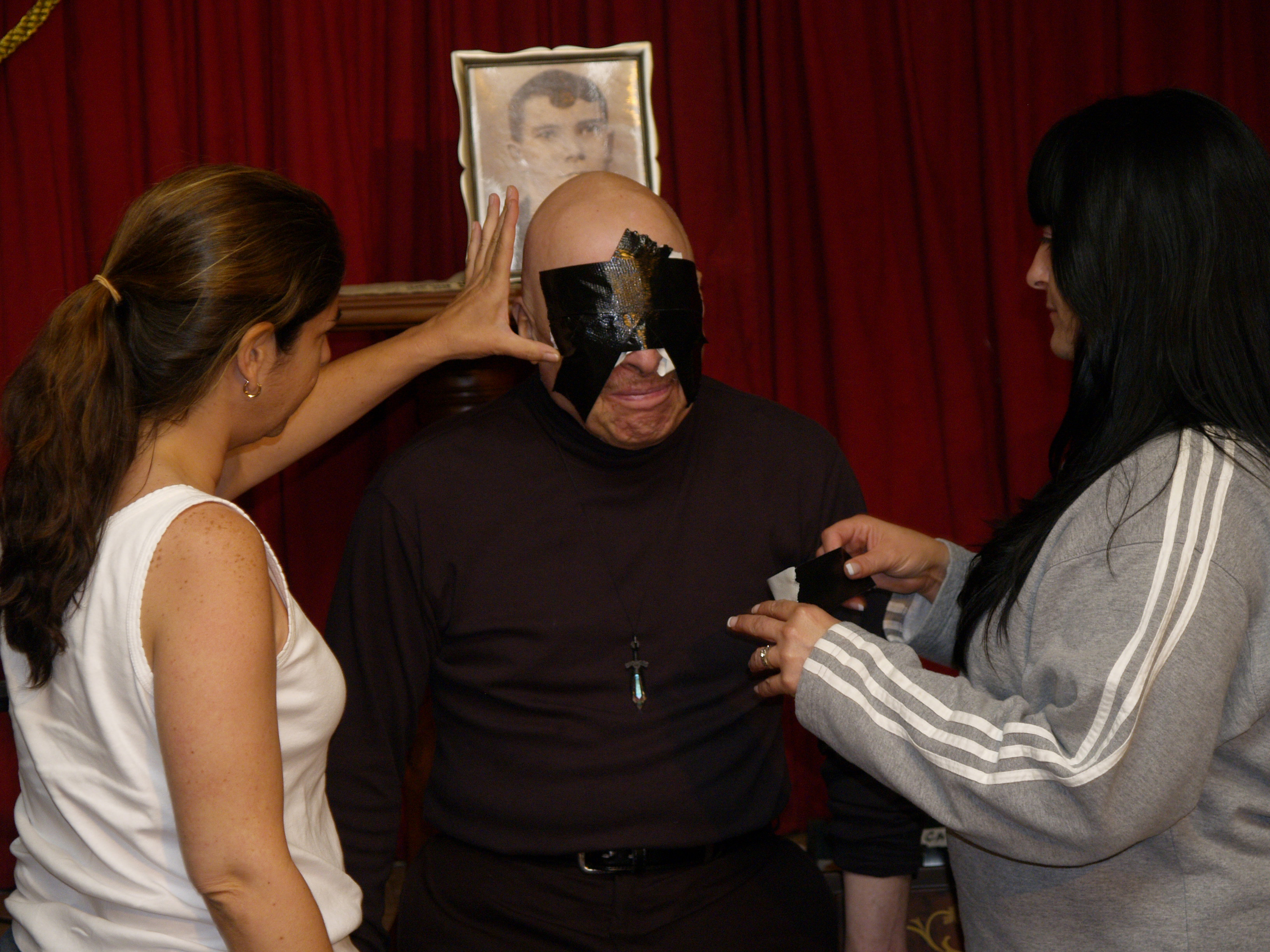 supernormalist paranormalist sightless vision mentalist seance